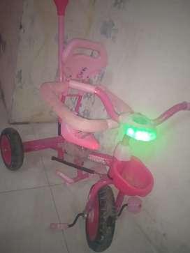 Sepeda stir roda 3 bekas