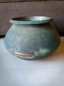 Very Old Bronze - Kudam - Antiques - Antique - Gadda - Pot