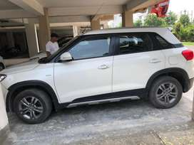 Maruti Suzuki Grand Vitara 2017 Diesel very Well Maintained valid 2031