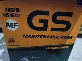 Accu Gs MF NS 40 ZL