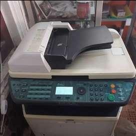 mesin fotocopy kyocera Fs-1135MFP