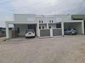 Rumah di minasaupa blok AB