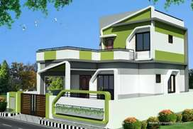 3 bhk fully furnished,Brand new Bungalow for sell.