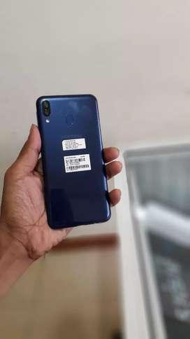 Samsung m20 biru