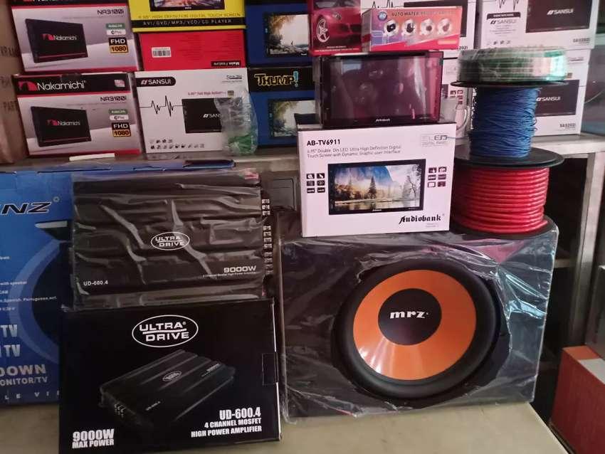 Paket Complit Audio Bergaransi 0