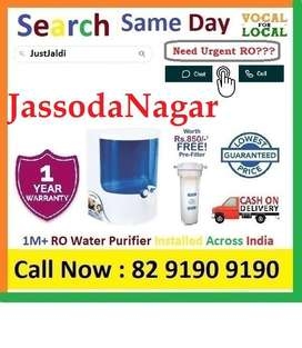 JassodaNagar Dolphin 9L RO water Filter Water Purifier  Drink CLean Wa
