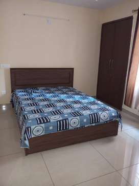 1BHK fully furnished flat in doranda near A G office for family