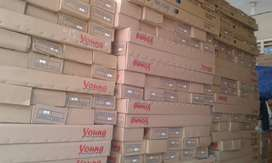 Tebal 3mm Vinyl Plank Young
