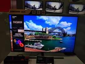 "Samsung QLED UHD Smart Tv 55"""