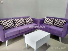 Sofa cantik kekinian pre order langsung pengrajin