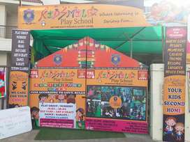 Required experience Female Teacher for Play School