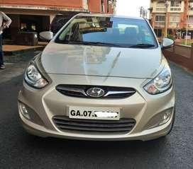 Hyundai Venue SX Opt, 2013, Petrol