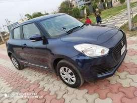 Maruti Suzuki Swift AMT VXI, 2020, Petrol