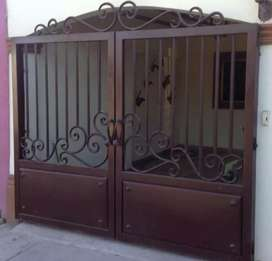 Jasa layanan pasang pintu pagar besi minimalis terbaik