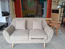 Sofa scandinavian simpel minimalis