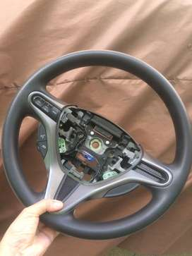 Honda City Fit Reborn insight multimedia steering