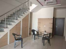 Duplex Premium 100 gaj 3bhk villas/ near 100 ft road