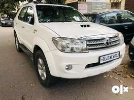 Toyota Fortuner 3.0 4x2 Manual, 2011, Diesel
