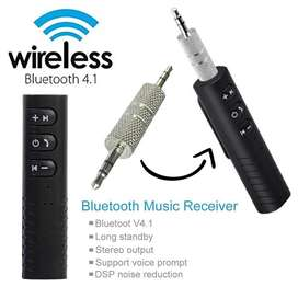 Bluetooth Wireless Audio Receiver Audio Jack Music PANJANG