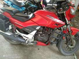 New condition and just 24000 km driven.