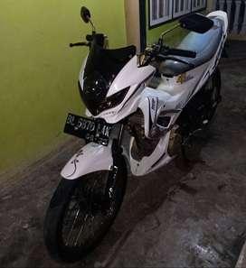 JUAL CEPAT MOTOR SATRIA FU150 MULUS