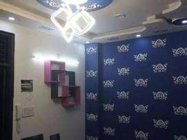 2bhk floor inb uttam nagar with home loan facility