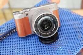 Fujifilm X-A5 mulus top
