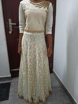 Full length salwar