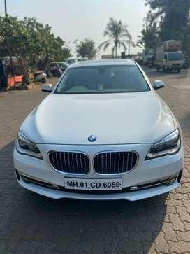 BMW 7 Series 730Ld Sedan, 2015, Diesel