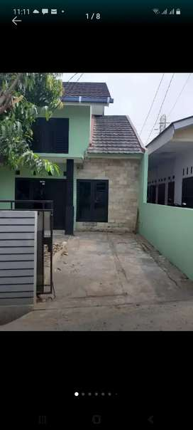 Disewakan rumah minimalis dekat dengan pondok gede