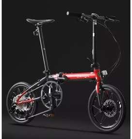 "DAHON K3 Plus 16""  Sepeda Lipat Original Import"