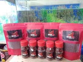 Pelet Louhan Dragon Red