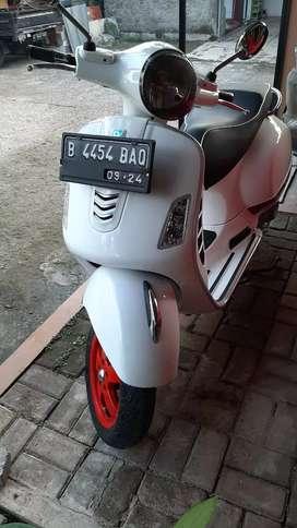 Vespa GTS 150 3V 2014