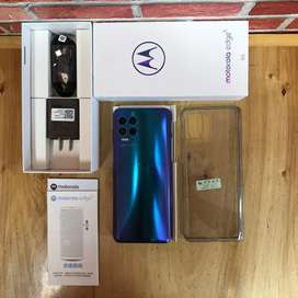 Motorola Edge S 8/128GB Blue 5G 90hz SD 870 5000mAh Fullset Original