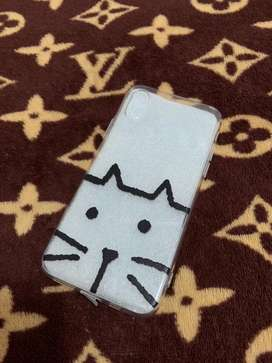 CASE [ CAT FACE ] CLEAR