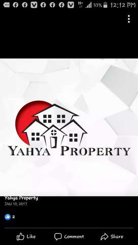 One Hall For Rent contact yahya property advisor