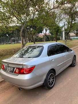 Jual mobil Honda city Th 2006