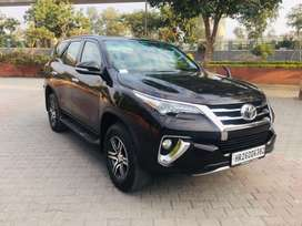 Toyota Fortuner 2.8 4X2 Automatic, 2017, Diesel