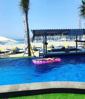 Beach Club Kawasan Pantai Nusa Dua