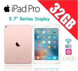 Apple iPad Pro 9.7 inch 32 GB Wifi only Rose Gold