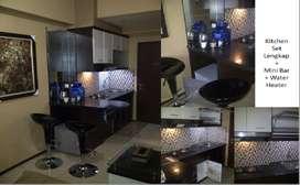 Sewa Apartement Studio Exclusive The Suite Metro
