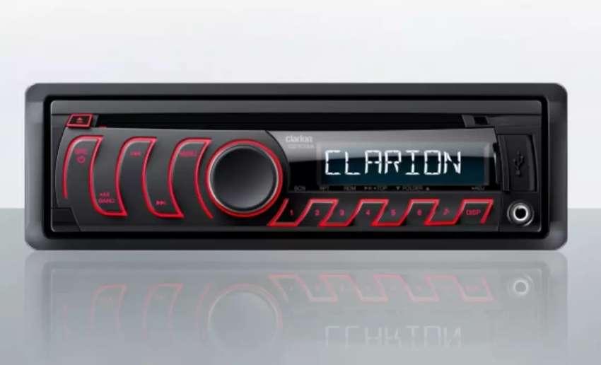 SingleDin Clarion CZ103A, Original 0