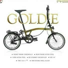 Element Pikes Goldie