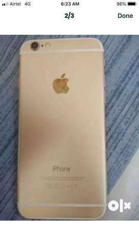 Iphone 6s 64GB mint CONDITION BILL CHARGER AVAILEBLE