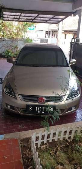 Accord CM5 Vti-L th 2004