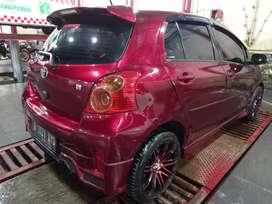 Toyota yaris s trd matic 2012