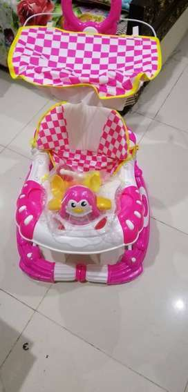Baby Walker 3 in 1 Imported All Kind Of Kids Walker Available