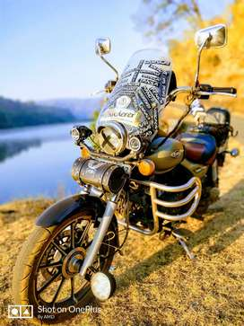 Bajaj Avenger 220 DTSI (Practically Customised)