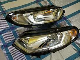 Ecosport headlights