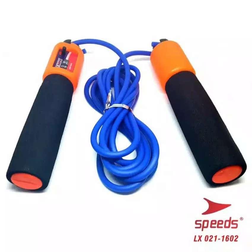 HS Tali skiping jump rope merek speeds
